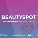 BeautySpot v2.3.5 – WordPress Theme for Beauty Salons
