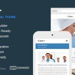 Care v4.5.3 – Medical and Health Blogging WordPress Theme Nulled Free