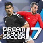Dream League Soccer 2017-2018 v4.02 APK (MOD, unlimited money) Android Free
