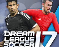 Dream League Soccer 2017 v4.02 APK (MOD, unlimited money) Android Free
