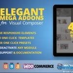 Elegant Mega Addons for Visual Composer v3.0.6 | Codecanyon