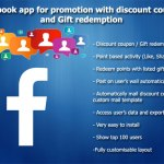 Facebook Promotion with Discount Coupon and Gifts v4.1 Nulled