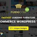 Furnicom v1.5.3 – Responsive Furniture WooCommerce WordPress Theme Nulled