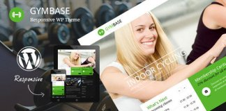 GymBase v1.1.1 - Responsive Gym Fitness WordPress | Themeforest
