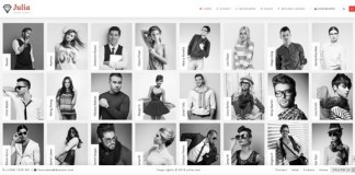 Julia v1.5.8 - Talent Management WordPress Theme