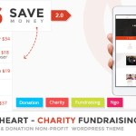 OpenHeart v2.0 – Charity WordPress Theme Nulled Free