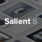 Salient v8.0 – Responsive Multi-Purpose Theme Nulled Free