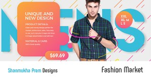 VideoHive Fashion Market After Effects 19264626