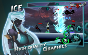 Zombie Avengers: Stickman War Z v2.1.0 APK + MOD (Skill No Cooldown) Android