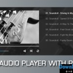 Audio Player with Playlist V2 – Codecanyon
