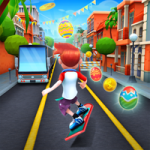 Bus Rush v1.0.17 APK + MOD Hacked unlimited coins Android