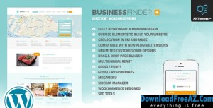 Business Finder v2.4: Directory Listing WordPress Theme | Themeforest