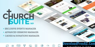 Church Suite v2.2.0 – Responsive WordPress Theme | Themeforest
