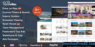 Home Villas v1.4 | Real Estate WordPress Theme | Themeforest
