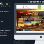 Homeland v3.1.3 – Responsive Real Estate WordPress Theme | Themeforest