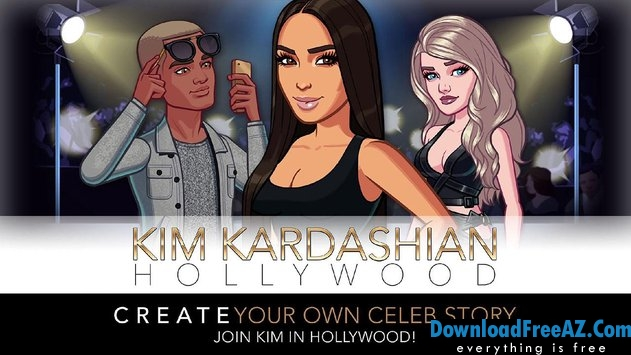 KIM KARDASHIAN: HOLLYWOOD v6.4.1 APK (MOD, cash/stars/energy) Android