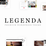 Legenda v3.1 – Responsive Multi-Purpose WordPress Theme