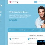 LoveStory v1.18 – Dating WordPress Theme | Themeforest