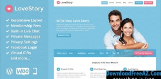 LoveStory v1.18 - Dating WordPress Theme | Themeforest