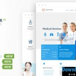 Medical Health v17 – Theme for Medical Health and Dentist Center | Themeforest