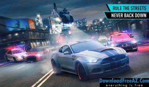 Need for Speed No Limits v2.1.1 APK (MOD, No Damage Cars) Android Free
