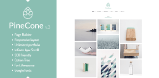PineCone v3.4.2 - Creative Portfolio and Blog for Agency | Themeforest