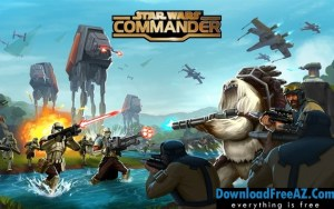 Star Wars™: Commander v4.8.0.9512 APK + MOD Damage&Health