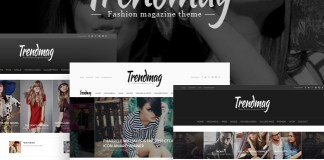 Trend Mag v2.0.4 – Modern Magazine WordPress Theme | Kopatheme