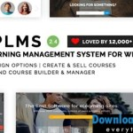 WPLMS Learning Management System v2.7.1 | Themeforest