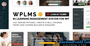 WPLMS Learning Management System v2.7 Free | Themeforest