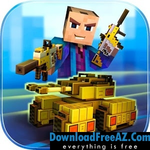 Download Block City Wars + skins export v6.5 APK (MOD, unlimited money) Android Free