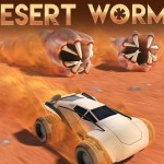 Desert Worms v1.16 APK Android Free