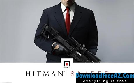 Hitman Sniper v1.7.91444 APK (MOD, unlimited money) Android Free