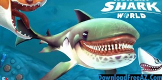 Download Hungry Shark World v2.1.0 APK (MOD, unlimited money) Android Free