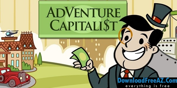 Download AdVenture Capitalist v5.2 APK (MOD, Unlimited Gold) Android Free