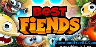 Download Best Fiends - Puzzle Adventure v4.7.0 APK (MOD, Unlimited Energy/Gold) Android