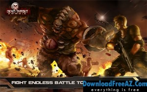 Download DEAD TARGET: Zombie v2.9.6 APK (MOD, Gold/Cash) Android Free