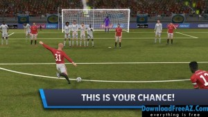 Download Dream League Soccer 2017 v4.10 XAPK for Android Free