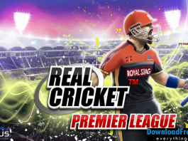 Download Real Cricket 17 v2.6.9 APK (MOD, Unlimited Coins) Android Free