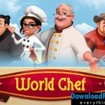 World Chef v1.34.8 APK (MOD, Instant Cooking) Android Free