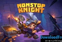 Nonstop Knight v2.0.6 APK (MOD, Money/Unlocked) Android Free