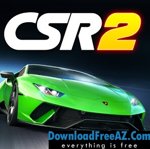 CSR Racing 2 MOD + Data Android Free