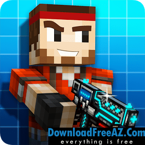 Pixel Gun 3D Pocket Edition v12.5.1 APK MOD + Data Android Free