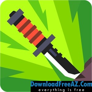 Flippy Knife v1.2.5 APK MOD (Unlimited Coins) Android Free