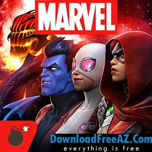 MARVEL Contest of Champions APK MOD (God Mode)