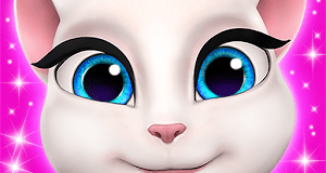 My Talking Angela v3.2.0.33 APK MOD