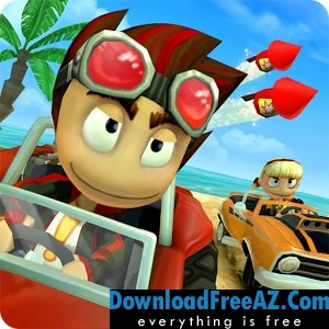 Beach Buggy Racing APK MOD Android | DownloadFreeAZ