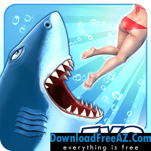 Hungry Shark Evolution APK MOD Android | DownloadFreeAZ