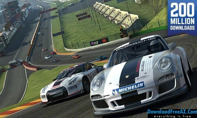 Real Racing 3 APK v5.6.0 MOD + Gold/Money Android Free