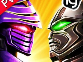 Real Steel Boxing Champions APK MOD + OBB Data Android Free